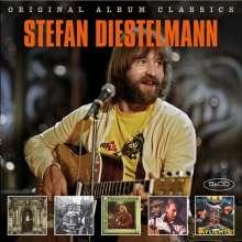 Stefan Diestelmann: Original Album Classics, 5 CDs