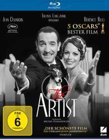 The Artist (Blu-ray), Blu-ray Disc