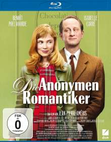 Die Anonymen Romantiker (Blu-ray), Blu-ray Disc