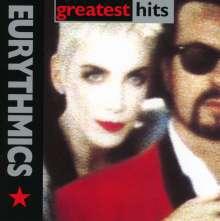 Eurythmics: Greatest Hits, CD