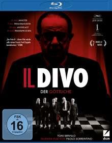 Il Divo - Der Göttliche (Blu-ray), Blu-ray Disc