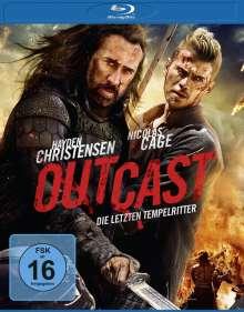 Outcast (Blu-ray), Blu-ray Disc