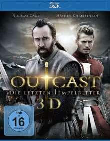 Outcast (3D Blu-ray), Blu-ray Disc
