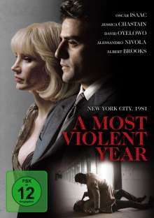 A Most Violent Year, DVD