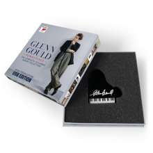 Glenn Gould Remastered - The Complete Columbia Album Collection (USB-Stick), USB-Stick
