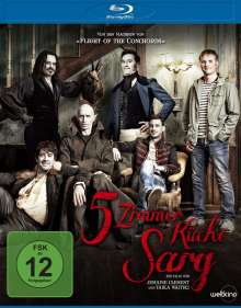 5 Zimmer Küche Sarg (Blu-ray), Blu-ray Disc
