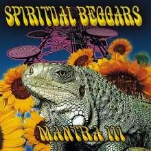 Spiritual Beggars: Mantra III (remastered) (180g) (Limited Edition) (Yellow Vinyl), 1 LP und 1 CD
