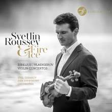 Pancho Vladigerov (1899-1978): Violinkonzert Nr.1 op.11, 2 CDs