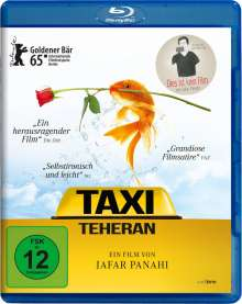 Taxi Teheran (Blu-ray), Blu-ray Disc