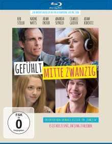 Gefühlt Mitte Zwanzig (Blu-ray), Blu-ray Disc