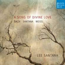 Lee Santana - A Song of Divine Love, CD