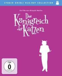 Das Königreich der Katzen (Blu-ray), Blu-ray Disc
