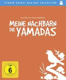Meine Nachbarn die Yamadas (Blu-ray), Blu-ray Disc
