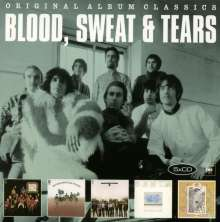 Blood, Sweat & Tears: Original Album Classics, 5 CDs
