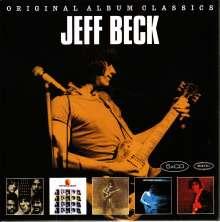 Jeff Beck: Original Album Classics, 5 CDs