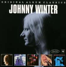 Johnny Winter: Original Album Classics, 5 CDs
