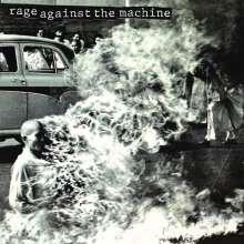 Rage Against The Machine: Rage Against The Machine (180g), LP