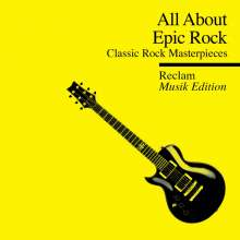 All About Epic Rock: Classic Rock Masterpieces (2), CD