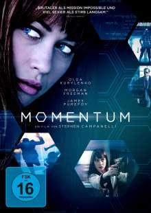 Momentum, DVD