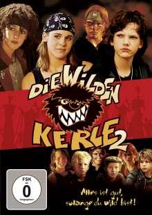 Die wilden Kerle 2, DVD