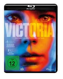 Victoria (Blu-ray), Blu-ray Disc
