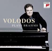 Johannes Brahms (1833-1897): Klavierstücke opp.76,117,119, CD