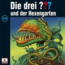 Die drei ??? (Folge 184) - und der Hexengarten, CD