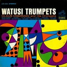 Claus Ogermann (geb. 1930): Watusi Trumpets, CD