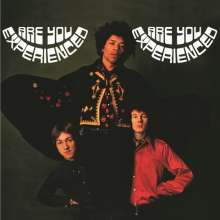 Jimi Hendrix: Are You Experienced (180g), 2 LPs