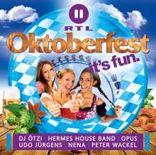 RTL2 It's Fun - Oktoberfest, 2 CDs