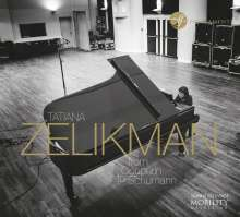 Tatiana Zelikman - From Couperin to Schumann, 2 CDs