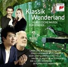 Klassik Wunderland - Klassische Musik für Kinder, CD