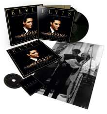 Elvis Presley (1935-1977): If I Can Dream: Elvis Presley With The Royal Philharmonic Orchestra (UK-Version) (180g) (Limited-Edition), 2 LPs und 1 CD