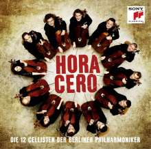 Die 12 Cellisten der Berliner Philharmoniker - Hora Cero, CD
