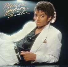 Michael Jackson: Thriller, LP
