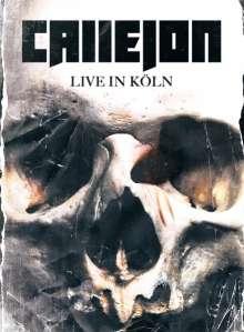 Callejon: Live in Köln, 1 DVD und 1 CD
