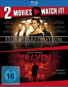 Stonehearst Asylum / The Raven (Blu-ray), 2 Blu-ray Discs