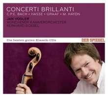 Jan Vogler - Concerti Brillanti, CD