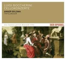 Luigi Boccherini (1743-1805): Cellokonzerte Nr.3,7,10,11, CD