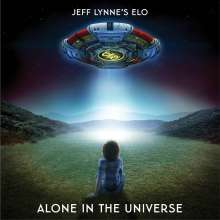 Jeff Lynne's ELO: Alone In The Universe (Deluxe Edition) (Digisleeve), CD