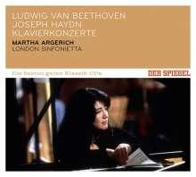 Martha Argerich - Klavierkonzerte von Haydn & Beethoven, CD