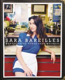 Sara Bareilles: What's Inside: Songs From Waitress (Deluxe Edition) (Digibook), CD