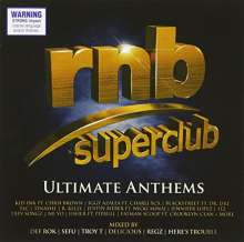 RnB Superclub: Ultimate Anthems, 2 CDs