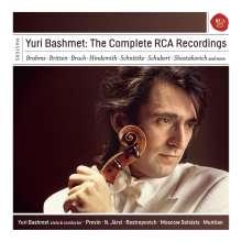 Yuri Bashmet - The Complete RCA Recordings, 9 CDs