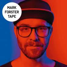 Mark Forster: Tape, CD