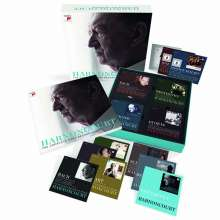 Nikolaus Harnoncourt - The Complete Sony Recordings, 61 CDs, 3 DVDs und 1 CD-ROM