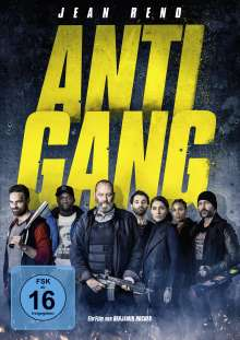 Antigang, DVD