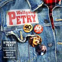 Wolfgang Petry: 40 Jahre - 40 Hits, 2 CDs
