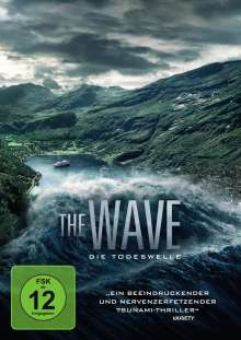 The Wave (2015), DVD