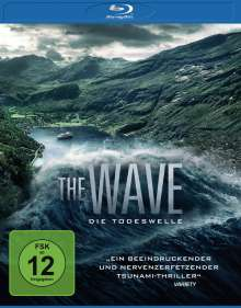 The Wave (2015) (Blu-ray), Blu-ray Disc